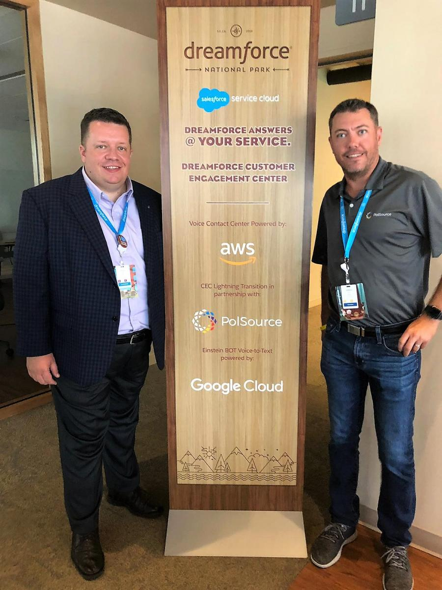 Dreamforce CEC
